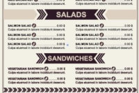 Price List Free Vector Download (874 Free Vector) For within Fresh Business Listing Website Template