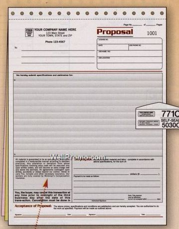 Printable Blank Bid Proposal Forms | Herzlich Willkommen regarding Free Construction Business Plan Template