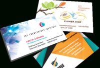Printable Business Card Templates For Microsoft Word regarding Professional Business Card Templates Free Download