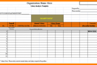 Printable-Document-Msword-Salary-Report-Template-Salary for Free Blogger Templates For Business