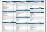 Printable Roofing Estimate Sheet   Roofing Forms in Best Construction Business Plan Template Free
