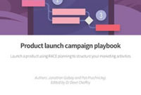 Product Launch Playbook | Smart Insights Pertaining To Business Playbook Template