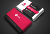 Professional Business Card Design - Business Card pertaining to Unique Unique Business Card Templates Free