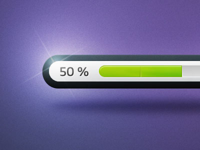 Progress Bars In Web Design: Best Examples - Designmodo regarding Self Storage Business Plan Template