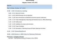 Project Kick Off Meeting Agenda – Fill Out, Print throughout Kick Off Meeting Agenda Template