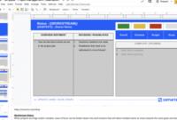 Project Management - Presentation Deck Template - Zamartz for Project Management Kick Off Meeting Agenda Template