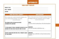 Project Scope Document   Template Business inside Business Process Documentation Template