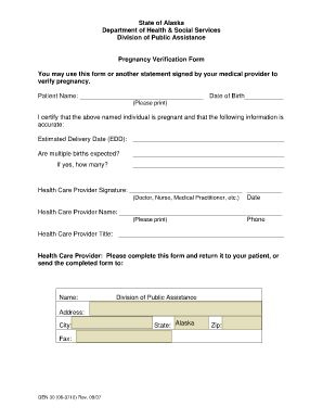 Proof Of Pregnancy Form Planned Parenthood ⋆ Www regarding Fresh Usps Business Reply Mail Template