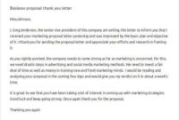 Proposal Letter Examples – 50+ Samples In Pdf, Doc   Examples for Unique Business Partnership Proposal Letter Template