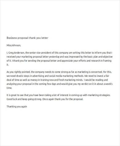 Proposal Letter Examples - 50+ Samples In Pdf, Doc   Examples for Unique Business Partnership Proposal Letter Template