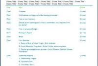 Pta Meeting Agenda Template - Google Search | Ptso Ideas with Dental Office Meeting Agenda Template