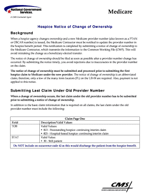 Ptan Number Example - Fill Out Online Forms Templates inside Transfer Of Business Ownership Contract Template