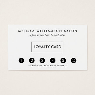 Punch Business Cards & Templates | Zazzle in Business Punch Card Template Free