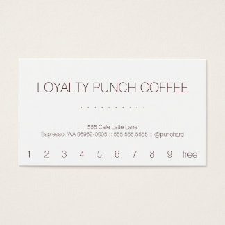 Punch Business Cards & Templates | Zazzle with regard to New Business Punch Card Template Free