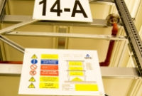 Rack Load Notices | Rack & Shelf Labels In Quality Data Warehouse Business Requirements Template