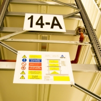 Rack Load Notices   Rack & Shelf Labels in Quality Data Warehouse Business Requirements Template