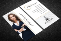 Real Estate Business Cards | Business Card Templates For inside Real Estate Agent Business Plan Template