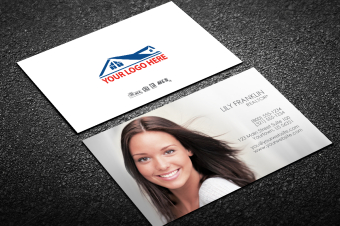 Real Estate Business Cards | Business Card Templates For throughout New Real Estate Agent Business Plan Template