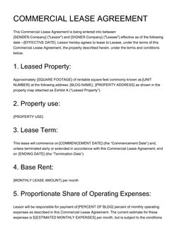 Real Estate Contract Templates (15+ Free Samples) - Edit throughout Best Business Management Contract Template