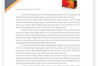 Real Estate Finance Puzzle Letterhead Template, Layout For inside Fresh Real Estate Agent Business Plan Template Free