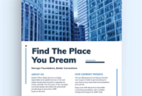 Real Estate Investment Company Flyer | Real Estate throughout Fresh Real Estate Investment Business Plan Template