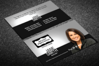 Realty Executives Business Card Templates | Designed For with Real Estate Agent Business Plan Template