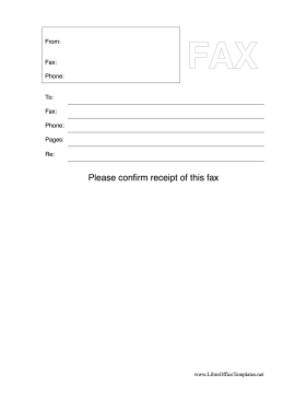 Receipt Confirmation Fax Coversheet intended for Quality Business Card Template Open Office