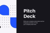 Red And Black Co-Working Space Pitch Deck Presentation with regard to Business Idea Pitch Template