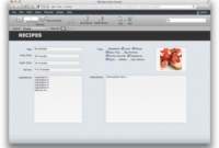 Review: Filemaker 13 Enables Powerful Custom Database pertaining to Fresh Filemaker Business Templates