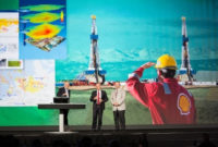 Royal Dutch Shell Relies On Gis To Make Decisions Related Within Construction Kick Off Meeting Agenda Template