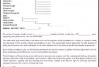 Sales Agreement Template Word | 75 Main Group in Business Contract Template For Partnership