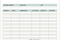 Sales Receipt Template For Excel | Receipt Template in Best Business Invoice Template Uk