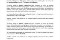 Sample Business Introduction Letter – 14+ Free Documents in How To Write Business Profile Template
