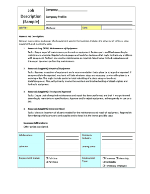 Sample Company Profile Template Forms - Fillable with Free Business Profile Template Download