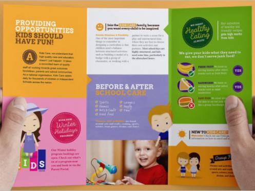Sample Theme - 18+ Sample Daycare Brochure Templates inside Daycare Center Business Plan Template