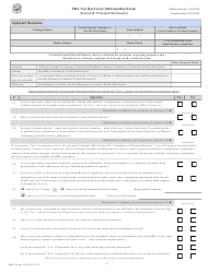 Sba Form 1919 Download Fillable Pdf Or Fill Online Sba 7(A throughout New Sba Business Plan Template Pdf