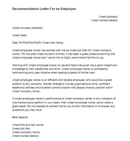 Secretarial: Secretarial - 10 Types Of Business Letters regarding Business Testimonial Template