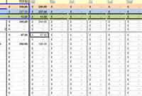 Self Employed Bookkeeping Spreadsheet Using Microsoft within Fresh Small Business Accounting Spreadsheet Template Free
