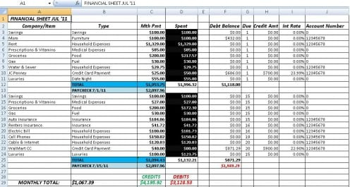 Simple Accounting Spreadsheet Templates For Small Business pertaining to Quality Excel Spreadsheet Template For Small Business
