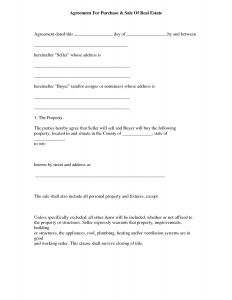Simple Home Purchase Agreement | Template Business for Quality Free Business Purchase Agreement Template