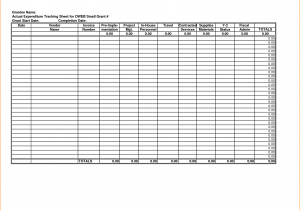 Small Business Spreadsheet For Income And Expenses in Best Small Business Expense Sheet Templates