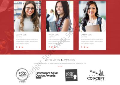 Small Business Template Theme Mockups - Web Design | Seo in Small Business Website Templates Free