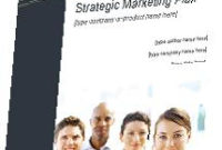 Software Marketing Plan Template throughout How To Put Together A Business Plan Template