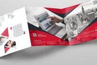 Square Tri-Fold Business Brochure Template – Template in Free Tri Fold Business Brochure Templates