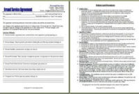 Start Your Own Small Business With Professional Business In Business Coaching Contract Template