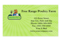 State Farm Business Cards & Templates | Zazzle regarding Fresh Free Agriculture Business Plan Template