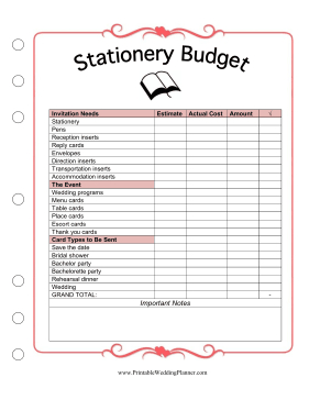 Stationery Might Not Seem Like The Biggest Expense When intended for Fresh Business Travel Proposal Template