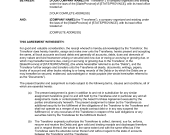 Technology Transfer Agreement – Template & Sample Form intended for Fresh Transfer Of Business Ownership Contract Template