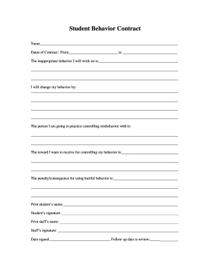 Teenage House Rules Contract - Edit, Fill, Print with Quality Business Rules Template Word