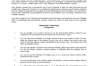 Term Sheet – Download Templates   Business-In-A-Box™ inside Terms And Conditions Of Business Free Templates